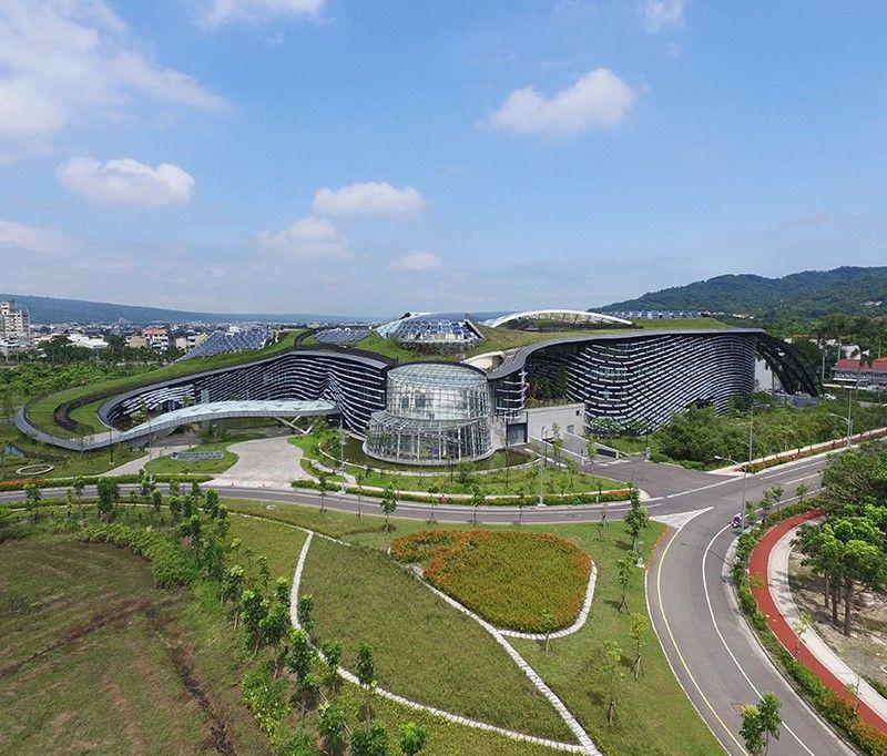 中台灣產業創新研究專區