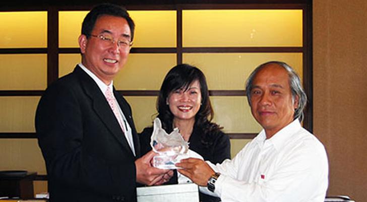 director of Active Bodhisattva Association of Taiwan